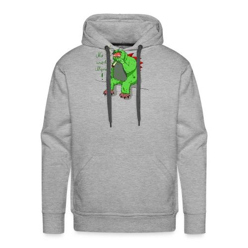 stoned - Männer Premium Hoodie
