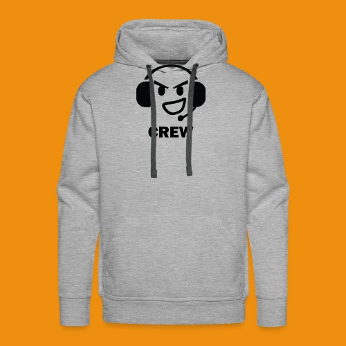 T-shirt-front - Herre Premium hættetrøje