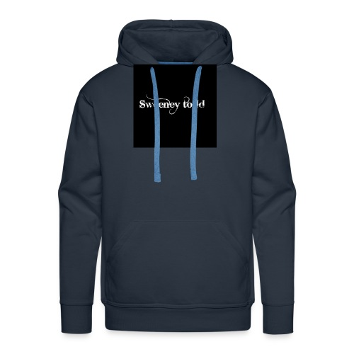 Sweney todd - Herre Premium hættetrøje