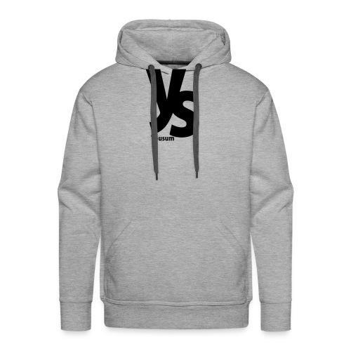 Yousum shirt - Mannen Premium hoodie