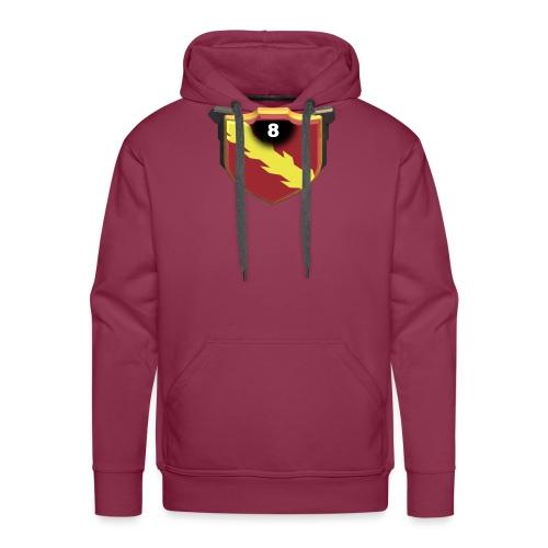 ESCUDO-01 - Sudadera con capucha premium para hombre