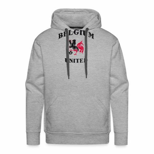 Belgium Unit - Men's Premium Hoodie