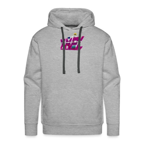 XMPL || LAST BSPL - Männer Premium Hoodie