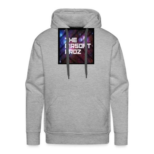 TheAirsoftProz Galaxy Mens Long Sleeve - Men's Premium Hoodie