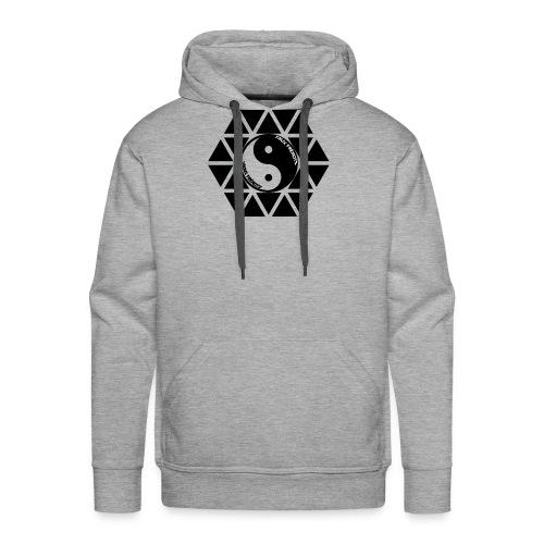 Snapback Yin & Yang - Sweat-shirt à capuche Premium pour hommes