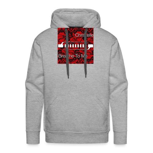 Christelle Album Breathe To Me official T Shirt - Men's Premium Hoodie
