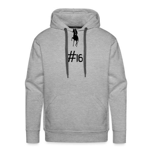 Polo Big OS - Mannen Premium hoodie