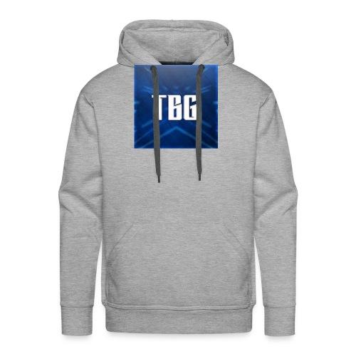 TBG Kleding - Mannen Premium hoodie