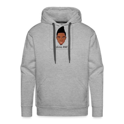EdinioRNF - Sweat-shirt à capuche Premium pour hommes