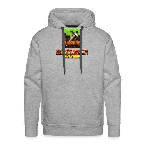 magliette DeliriumCraftNetWork - Felpa con cappuccio premium da uomo
