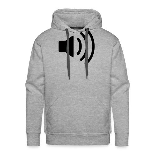 wifi - Sweat-shirt à capuche Premium pour hommes