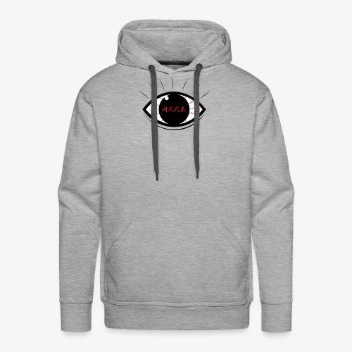 Hooz's Eye - Sweat-shirt à capuche Premium pour hommes