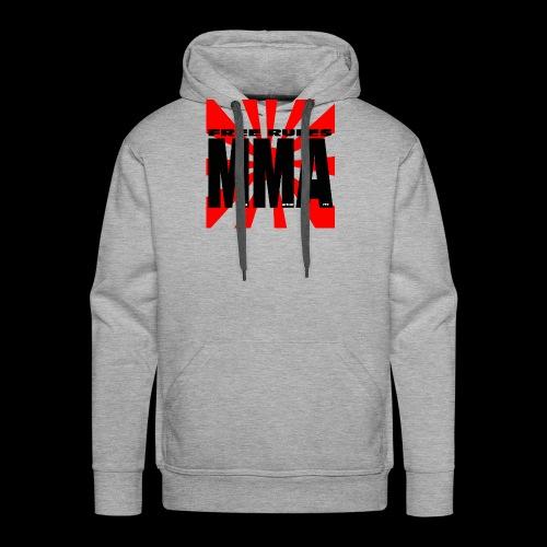 mma 06 - Sweat-shirt à capuche Premium pour hommes