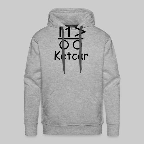 Ketcar - Männer Premium Hoodie