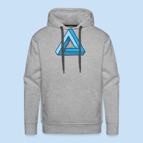 Triangular - Männer Premium Hoodie
