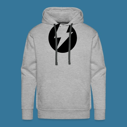 BlueSparks - Inverted - Men's Premium Hoodie