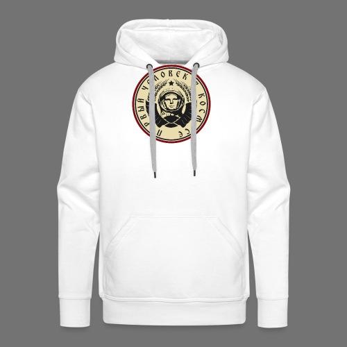 Cosmonaut 4c - Men's Premium Hoodie