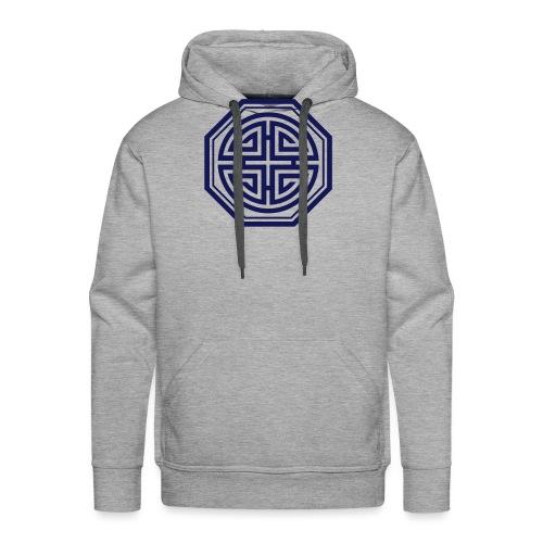 Four blessings, Chinesisches Glücks Symbol, Segen - Männer Premium Hoodie