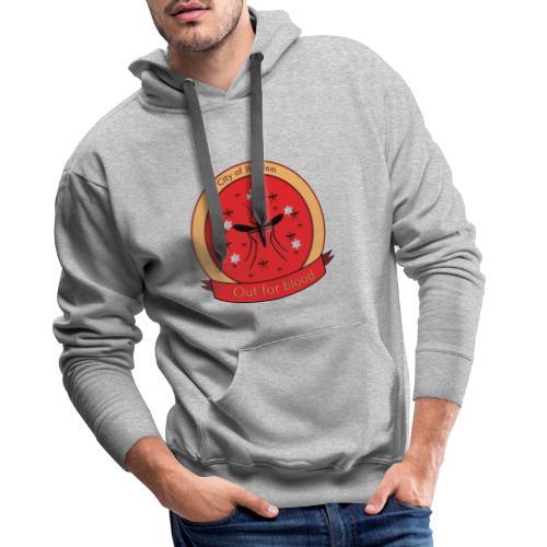 Haarlem GOT met banner - Mannen Premium hoodie