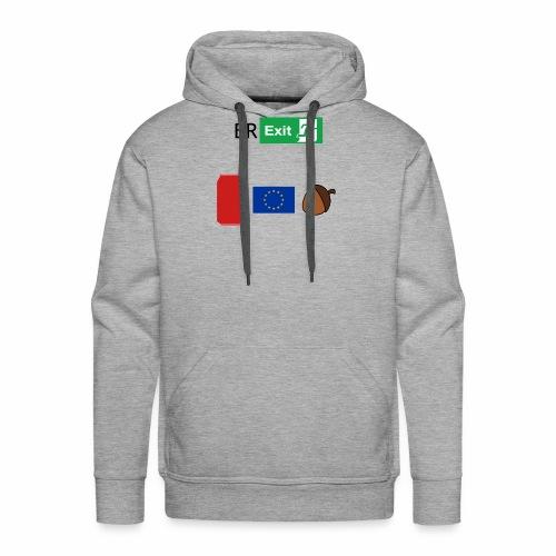 Can EU nut ? - Men's Premium Hoodie