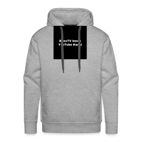 Premium - Männer Premium Hoodie