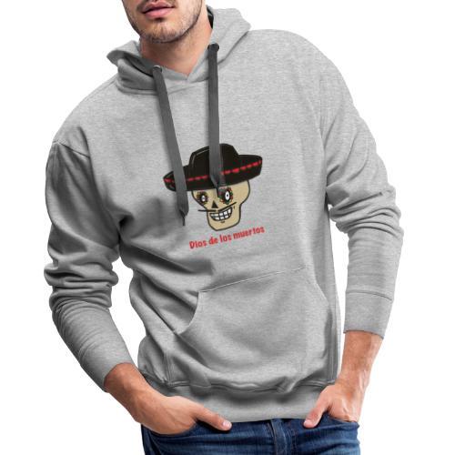 Dios De Los Muertos - Mannen Premium hoodie