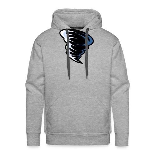 VentoTagliente Logo PNG - Felpa con cappuccio premium da uomo