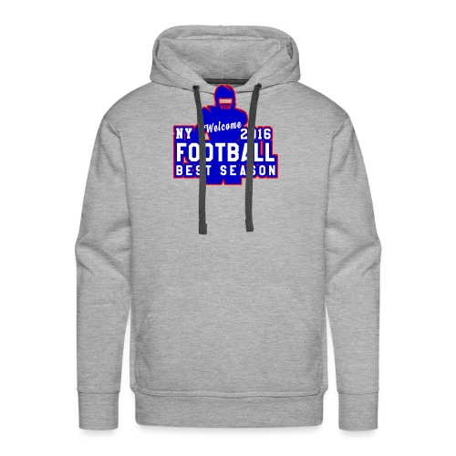 Football Season 2016 - Männer Premium Hoodie