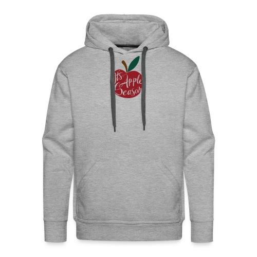 Its apple season - Männer Premium Hoodie