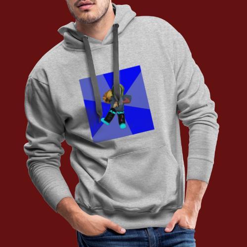 CHICKENO Design - Männer Premium Hoodie
