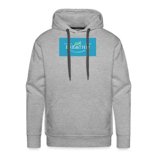 JB tekst - Mannen Premium hoodie