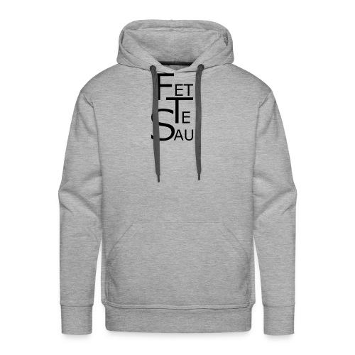 FETTE SAU - Männer Premium Hoodie