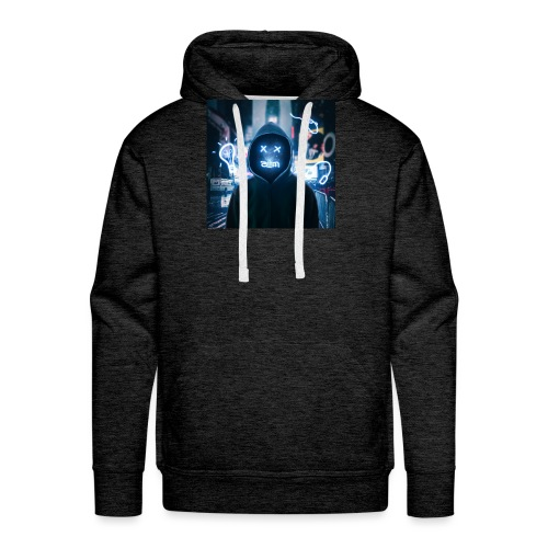 Robot Men - Mannen Premium hoodie