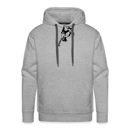 skater - Sweat-shirt à capuche Premium pour hommes