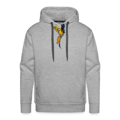 Macaw - Men's Premium Hoodie