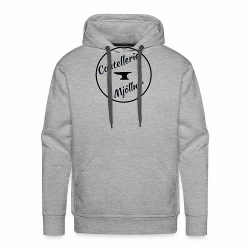 Logopit 1599761163240 - Sweat-shirt à capuche Premium pour hommes