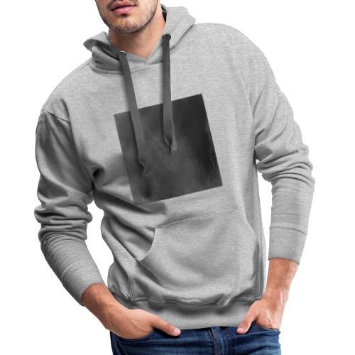 Das schwarze Quadrat | Malevich - Männer Premium Hoodie
