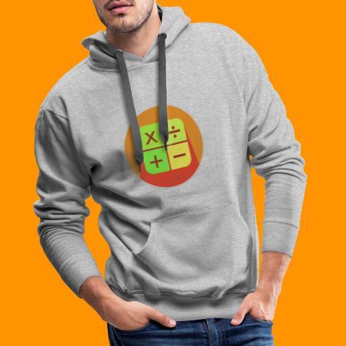 Matemáticas Sin Más - Sudadera con capucha premium para hombre