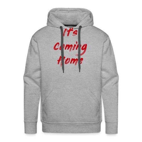 England It's Cominng Home Merch V1.0 - Men's Premium Hoodie