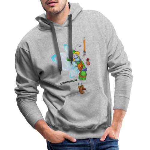 Schmetterlink - Männer Premium Hoodie