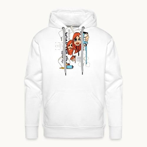 Chroma - Sweat-shirt à capuche Premium pour hommes