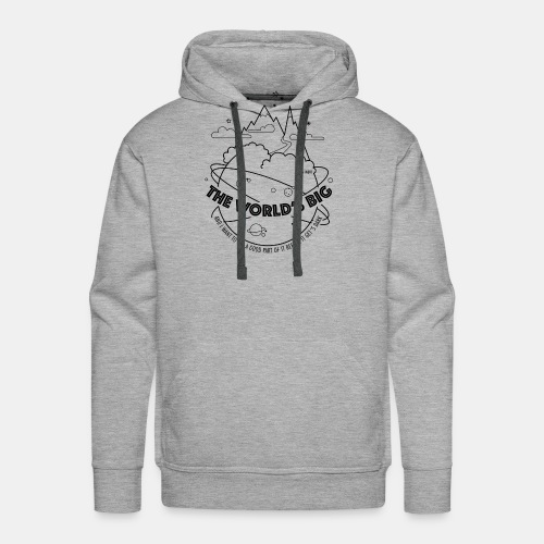The World's Big... - Männer Premium Hoodie