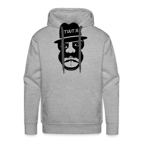 Stuutje - Mannen Premium hoodie