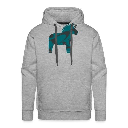 Swedish Unicorn - Männer Premium Hoodie