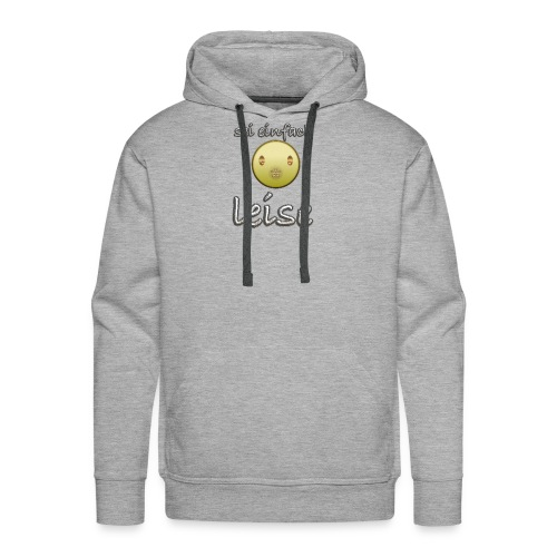 seileise - Männer Premium Hoodie