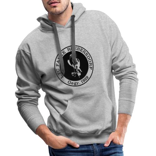 VORNE FCR LOGO RETRO - Männer Premium Hoodie