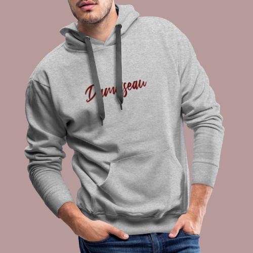 Damoiseau - Sweat-shirt à capuche Premium pour hommes