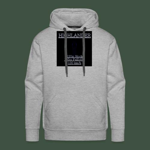 Highlander fashion - Männer Premium Hoodie