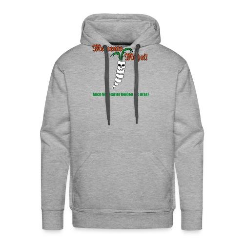 Memento Möhri - Männer Premium Hoodie