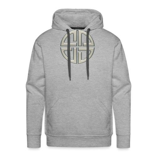 Schildknoten, Keltischer Knoten, Thor Symbol - Männer Premium Hoodie